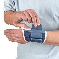 Спортивный лучезапястный ортез (на правую руку) Push Wrist Brace 63