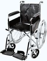 Кресло-коляска с ручным приводом базовая комнатная 1616с0102