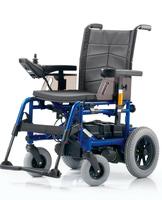 Кресло-коляска комнатная с электроприводом MEYRA модель 9500 Клоу