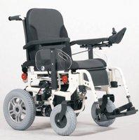 Инвалидная кресло-коляска электрическая Vermeiren SQUOD
