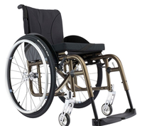 Кресло-коляска ? Kuschall Compact