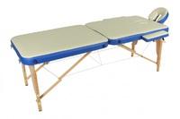 Массажный стол JF-AY01 2-х секционный М/К