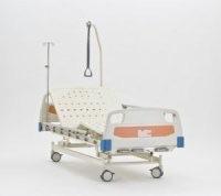Кровать медицинская функциональная с механическим приводом Е-17В (1 функция) ММ-1