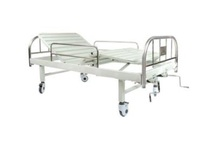 Кровать медицинская функциональная с механическим приводом F-8 (2 функции) ММ-4