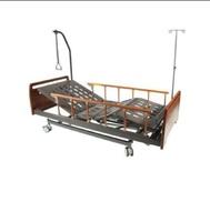 Кровать медицинская функциональная с механическим приводом Е-31 (3функции) ММ-25