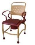 Кресло-стул с санитарным оснащением из сверхсрочного пластика TRB 3000 Киль