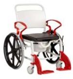 Кресло-стул с санитарным оснащением из сверхсрочного пластика TRB 3000 Майами