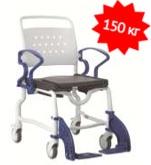 Кресло-стул с санитарным оснащением из сверхсрочного пластика TRB 3000 Нью-Йорк