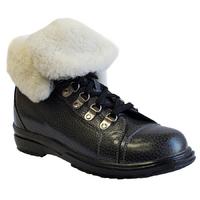 Обувь ортопедическая сложная на утепленной подкладке (ботинки мужские)