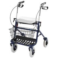 Ходунки RollQuattro на колесах с корзиной
