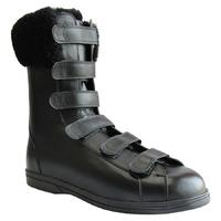Обувь ортопедическая сложная на утепленной подкладке (Сапоги утепленные мужские)